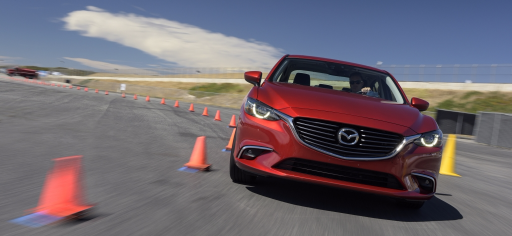 SKYACTIV-VEHICLE DYNAMICS, a series of new-generation vehicle motion control technologies soon to be available at Smail Mazda in Greensburg PA