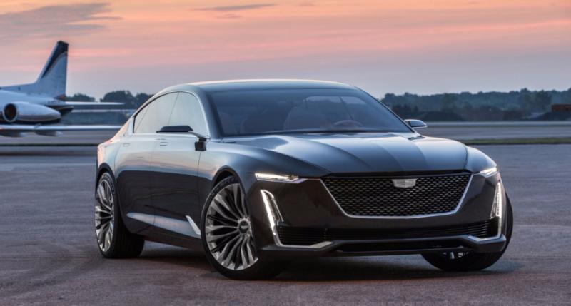 Cadillac Escala Concept - Smail Cadillac Blog