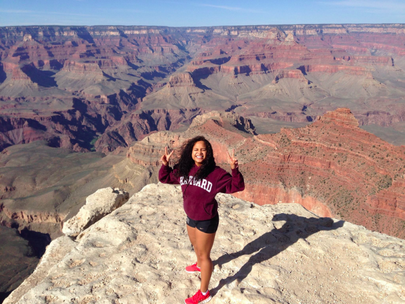 Kam in Grand Canyon