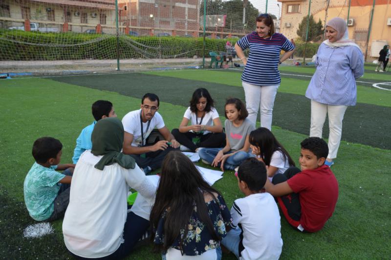Prof. Aziza Omar  ExEgypt_Blog