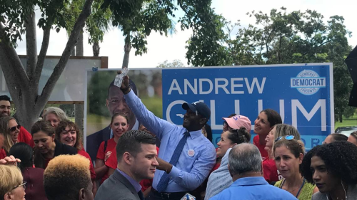 Andrew Gillum's ground game goes back to his college days, observers say | Naked Politics